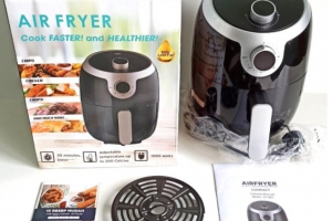 Мультипіч - аерофрітюрниця 2л  Air Fryer 1000W Most-Shop.com.ua